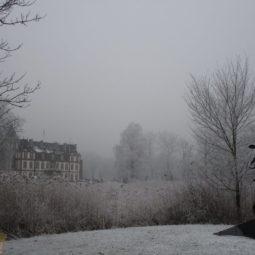[Reportage photo] Le parc de Pourtalès dans la magie de l'hiver