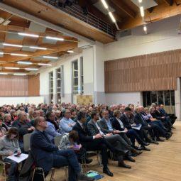 Municipales : la réunion de l'ASSER avec des candidats