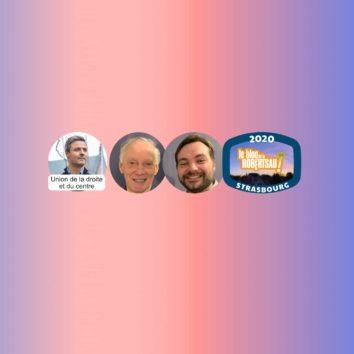 Municipales 2020 : la droite et la Robertsau
