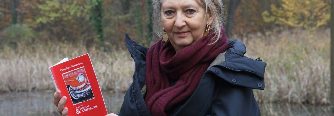 Rencontre dédicace avec Claudine Malraison