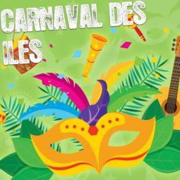 Carnaval des îles à l'Escale