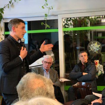 Bruno Studer : des réunions publiques pour lutter contre les voitures qui brulent