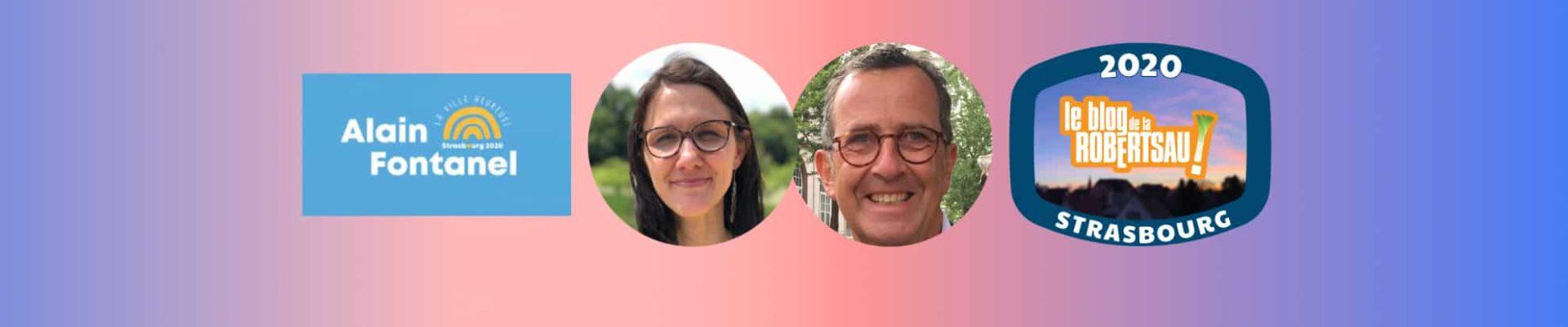 Municipales 2020 : La République en Marche et la Robertsau