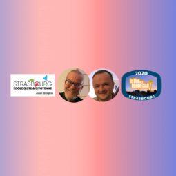 Municipales 2020 : Strasbourg Ecologiste et Citoyenne et la Robertsau