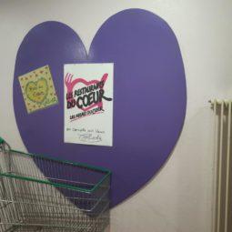 Reprise de la distribution alimentaire aux Restos du Cœur