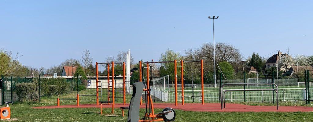 Cité de l'Ill – Stade la Thur