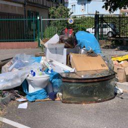 La Robertsau n'est pas une poubelle !