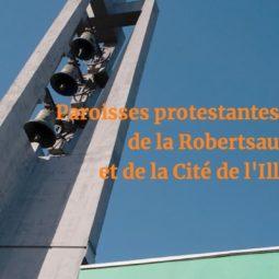 Les cultes virtuels de la paroisse protestante