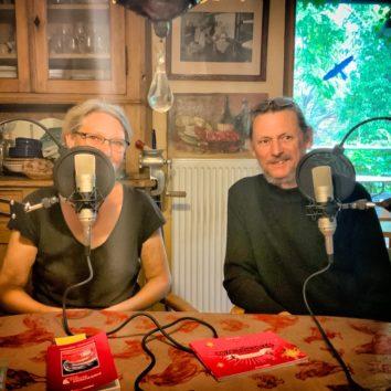 Podcast de la Robertsau #12 : Rencontre avec Claudine Malraison et Bernard Irrmann