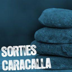 Sorties à Caracalla avec l'Escale