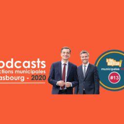 Podcast de la Robertsau #13 - Alain Fontanel et Jean-Philippe Vetter - Unis pour Strasbourg