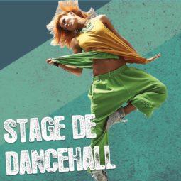 Stage de Dancehall