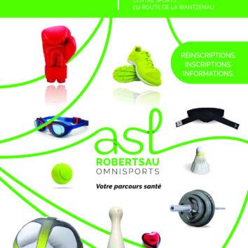 ASL Robertsau : une journée portes ouvertes
