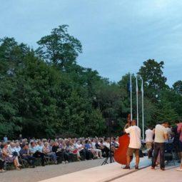 Concert des Papyros'n au Lieu d'Europe