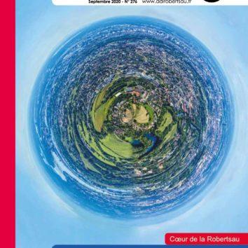 L'Echo de la Robertsau 276, le magazine de votre quartier bientôt dans votre boite aux lettres
