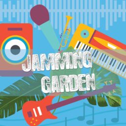 Jamming Garden, porte ouverte du studio d'enregistrement à l'Escale