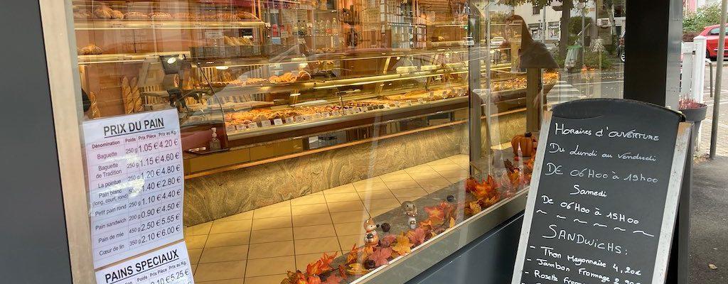 Une nouvelle boulangerie – pâtisserie à la Robertsau : Laurent Kieffer