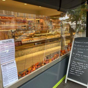Une nouvelle boulangerie - pâtisserie à la Robertsau : Laurent Kieffer