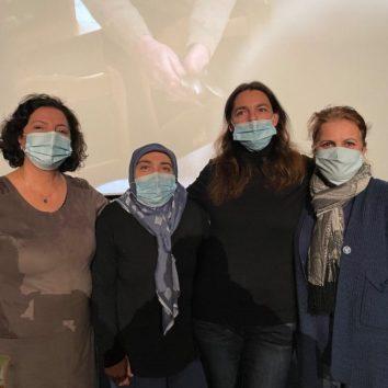 Jeanne : un film écrit par des femmes de la Cité de l'Ill à découvrir sur Alsace 20