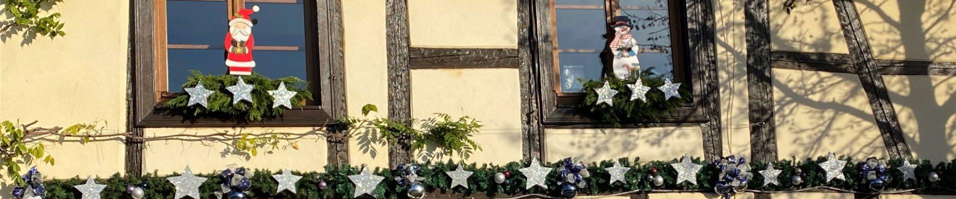 [Balade] Promenade confinée #3 – à l'approche de Noël