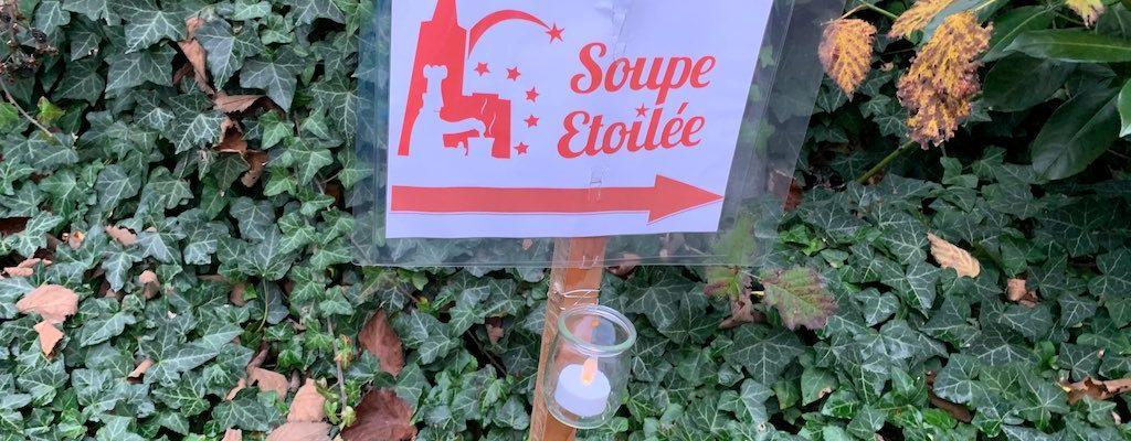 Soupe étoilée à la Robertsau