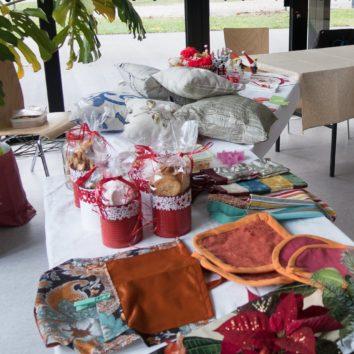 Paroisse protestante : vente d'objets et cadeaux de Noël