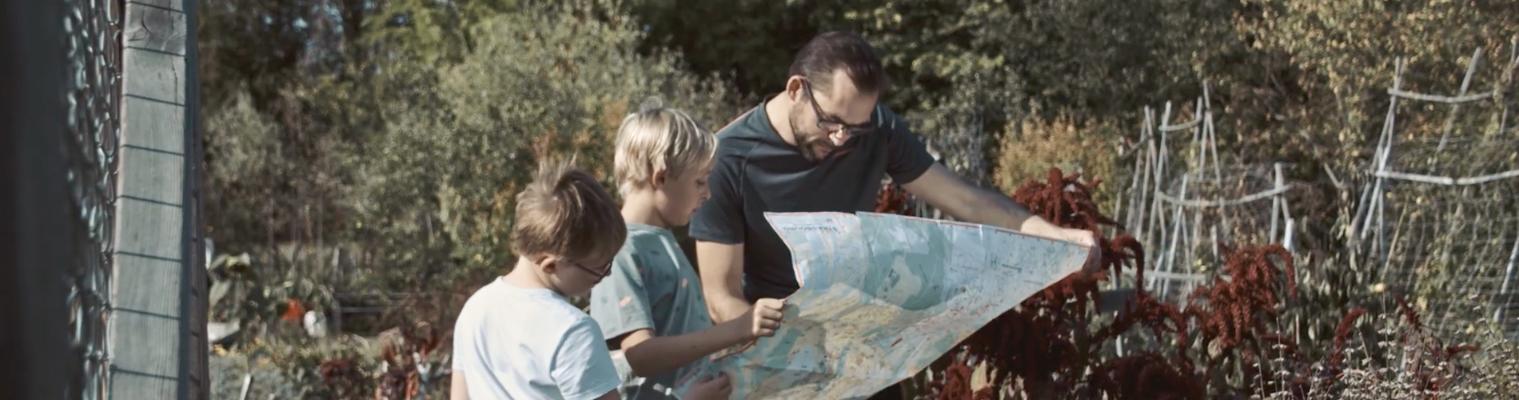 [Video]  les aventuriers de la Ceinture Verte