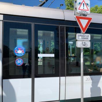 [Tribune] Pour le retour urgent des vélos dans les trams