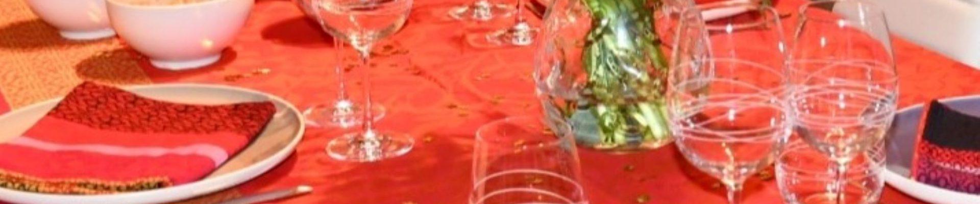 """Un repas de fête """"made in"""" la Robertsau"""