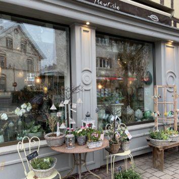 Saint Valentin : les fleuristes de la Robertsau au service des amoureux
