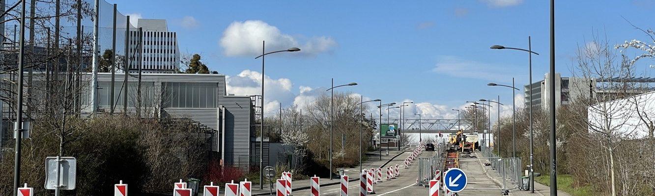 Réseau de chaleur : des travaux du Wacken au Port du Rhin