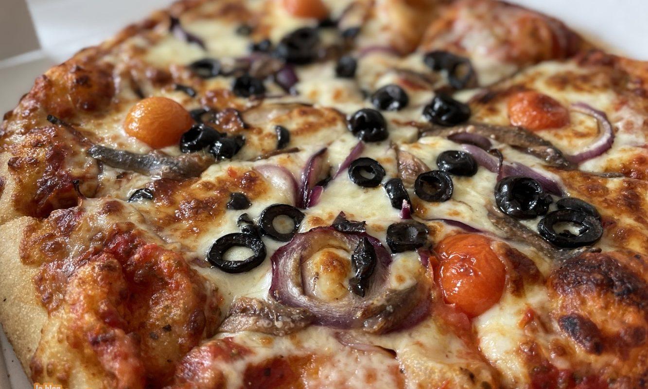 [On a testé] Pizza Renard : cowabunga !