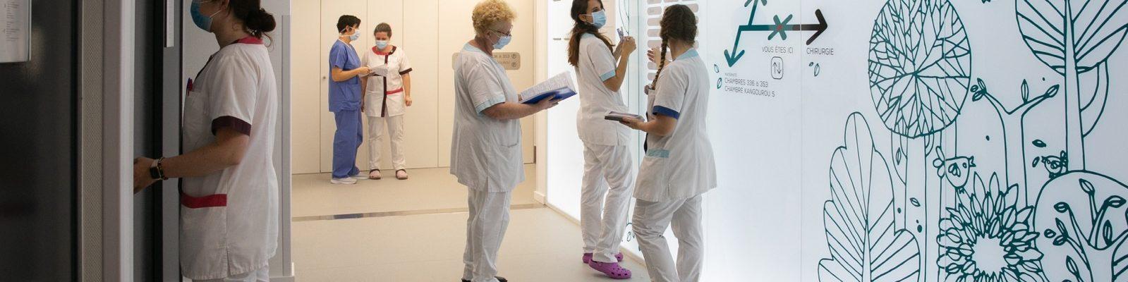 La maternité de la clinique Ste Anne fait peau neuve