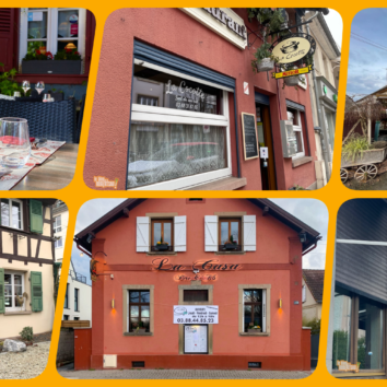 Quelles terrasses ouvrent le 19 mai 2021 à la Robertsau ? (MAJ)