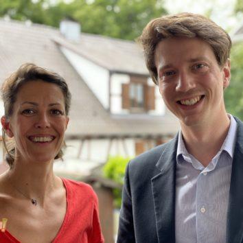 [Podcast] Départementales 2021 : Aurélie Iund et Etienne Westphal