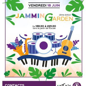 Jamming Garden – 2ème édition