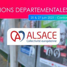Départementales : l'abstention impose un second tour à Anne Tenenbaum et Jean-Philippe Vetter