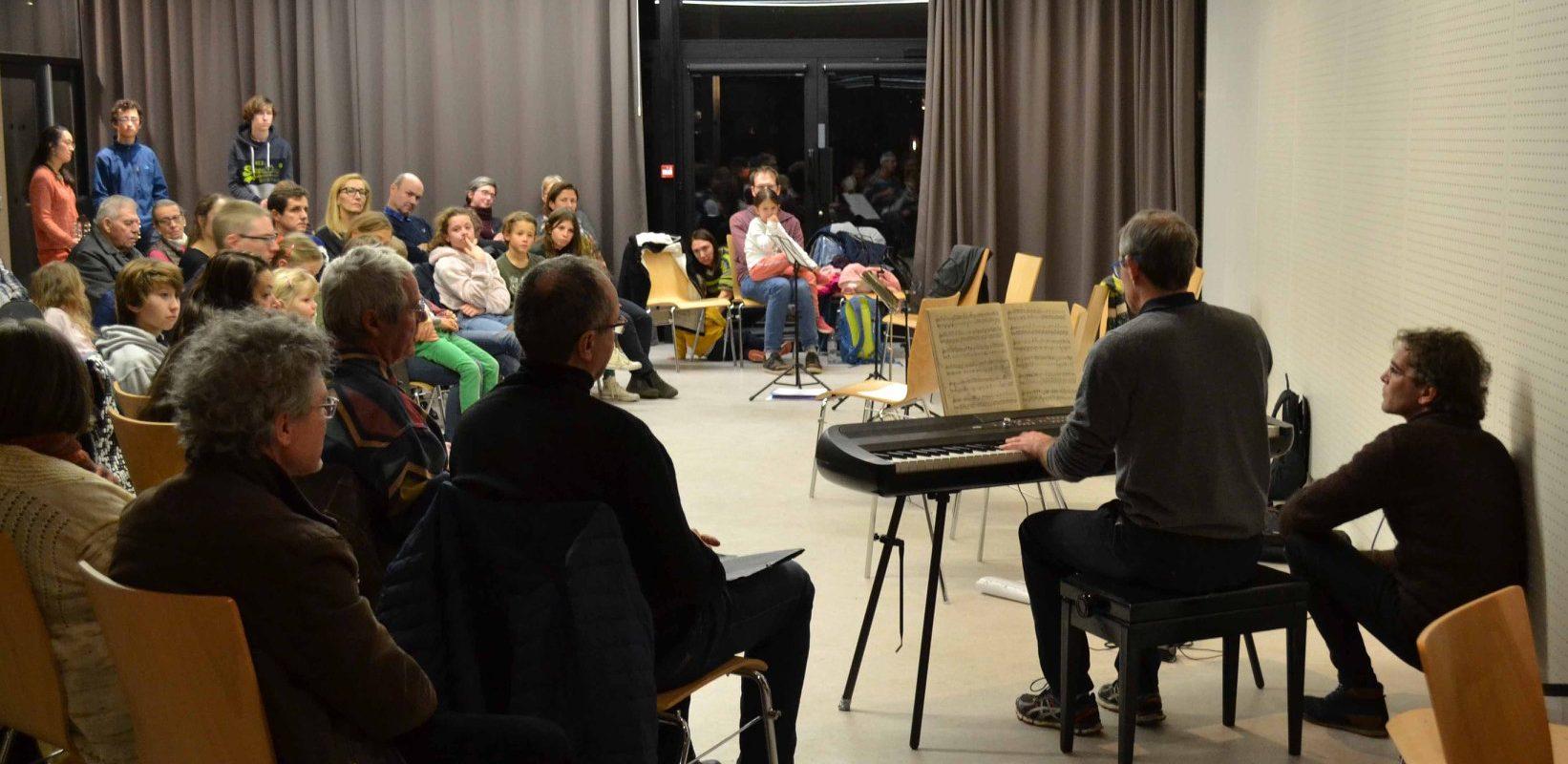 Ecole de musique de la Robertsau : les inscriptions sont ouvertes
