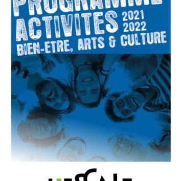 Les Activités Bien-être, Arts et Culture à l'Escale !