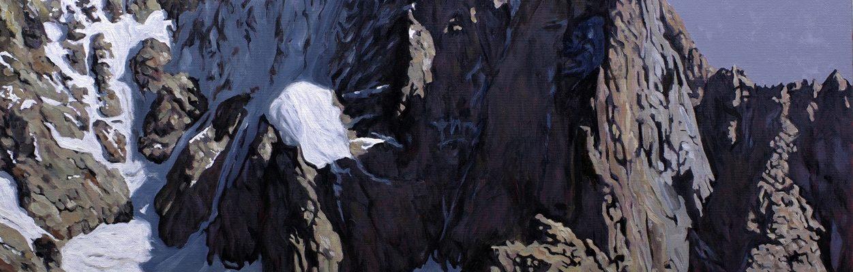 Exposition d'Harry Frantz «De cimes en cimes» au CINE de Bussierre